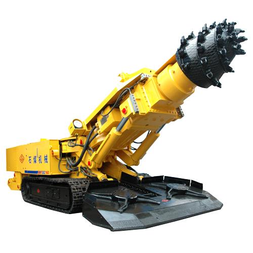 ebz160型半煤岩掘进机